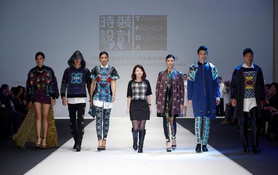 服飾設計組 林穎君 榮獲 2013年「時裝設計新人獎」優勝